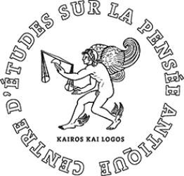 Centre d'études sur la pensée antique «kairos kai logos»